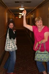 Mama and Lisa are Wild