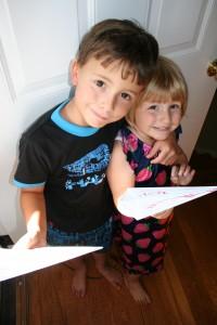 PJs, Paper Planes