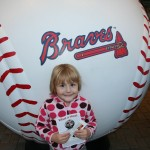 First Braves Game