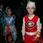 Mummy Cheerleader
