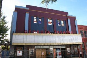 The Georgia Theater, November 2009