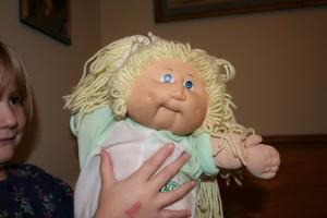 Ginger Minnie, Cabbage Patch Kid