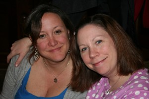Lisa Drove. I drank. And tried on wigs with jason.