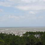 Gulf from CSB Lighthouse