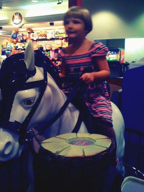 Tiller Was a Rider