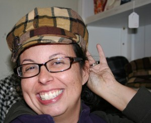 and being reminded of my long-gone hat collection and how much joy it brought me. (i am a freak!)