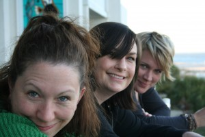 My photogenic friends.