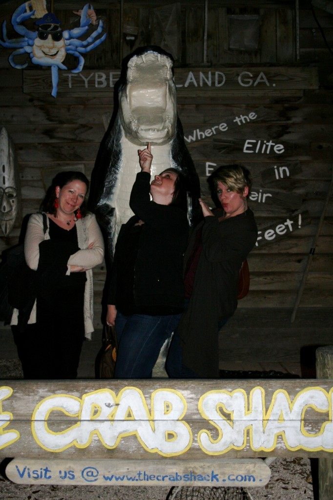 Crazy Crab Shack Girls.