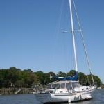 Random Sailboat