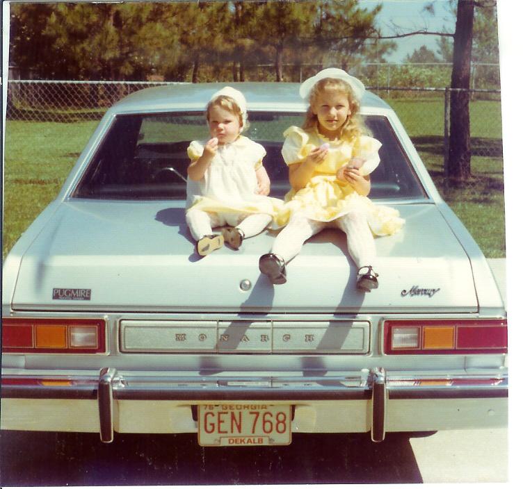 Easter, '76